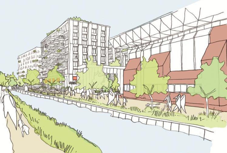 York Road development - LANTERN