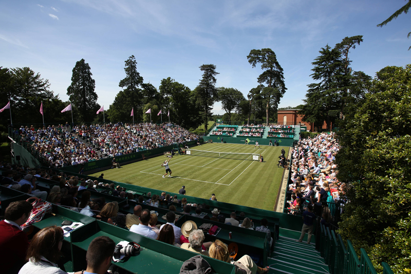 The Boodles Tennis Challenge