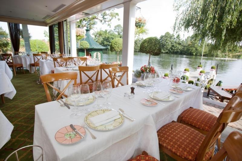The Waterside Inn - Maidenhead Food