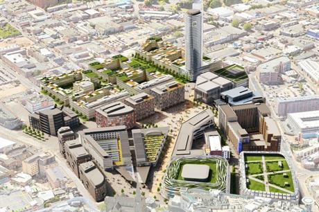 maidenhead town plan