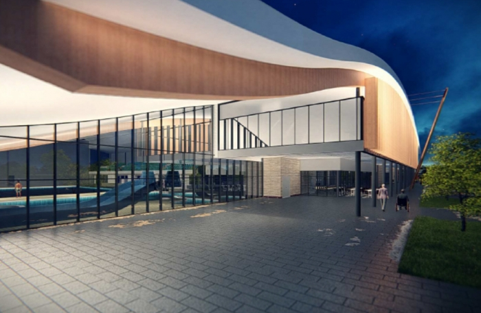 Braywick Leisure Centre visuals - LANTERN